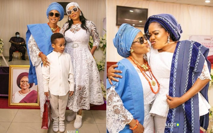 Iyabo Ojo Appreciates Colleagues For Support On Mother's Burial