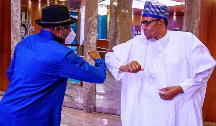 Jonathan has been working for Buhari's government – APC tells PDP