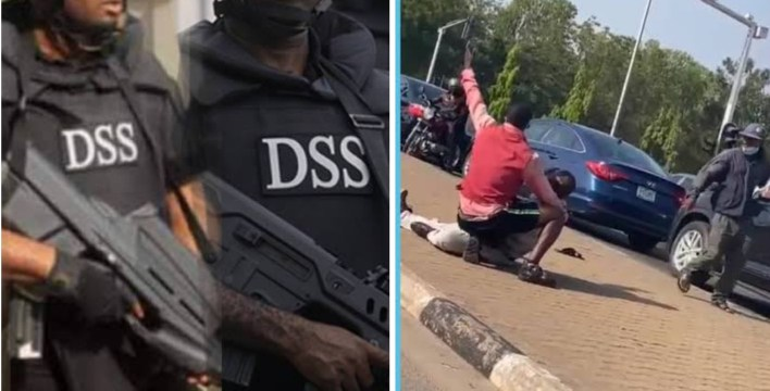 JUST IN: SSS detains Gbajabiamila's security detail who 'killed' vendor in Abuja, opens investigation
