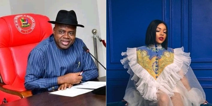 Nengi Appointed SSA To Bayelsa Governor, Fans React