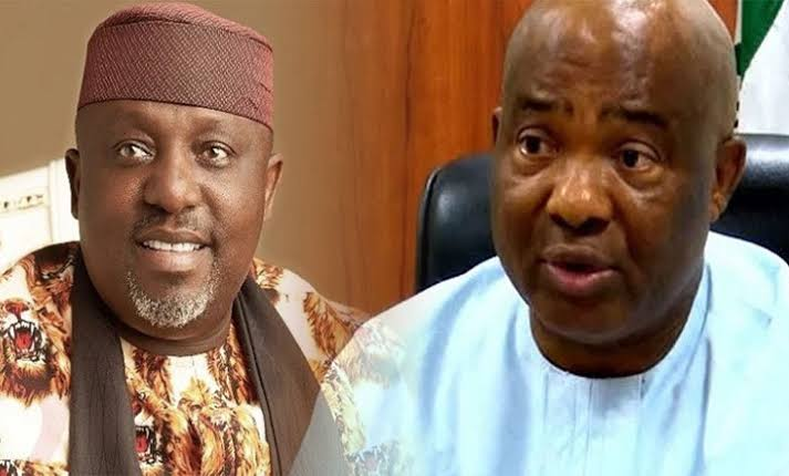 Okorocha, Uzodinma trade words over alleged destruction of Imo projects