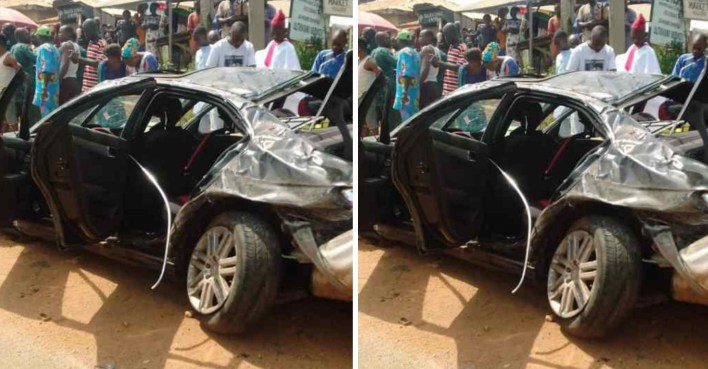 One dead, four injured in Osun lone auto accident