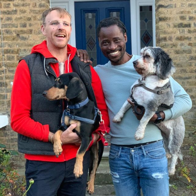 PHOTOS: Gay Rights Activist, Bisi Alimi, Husband Buy Second Home In London