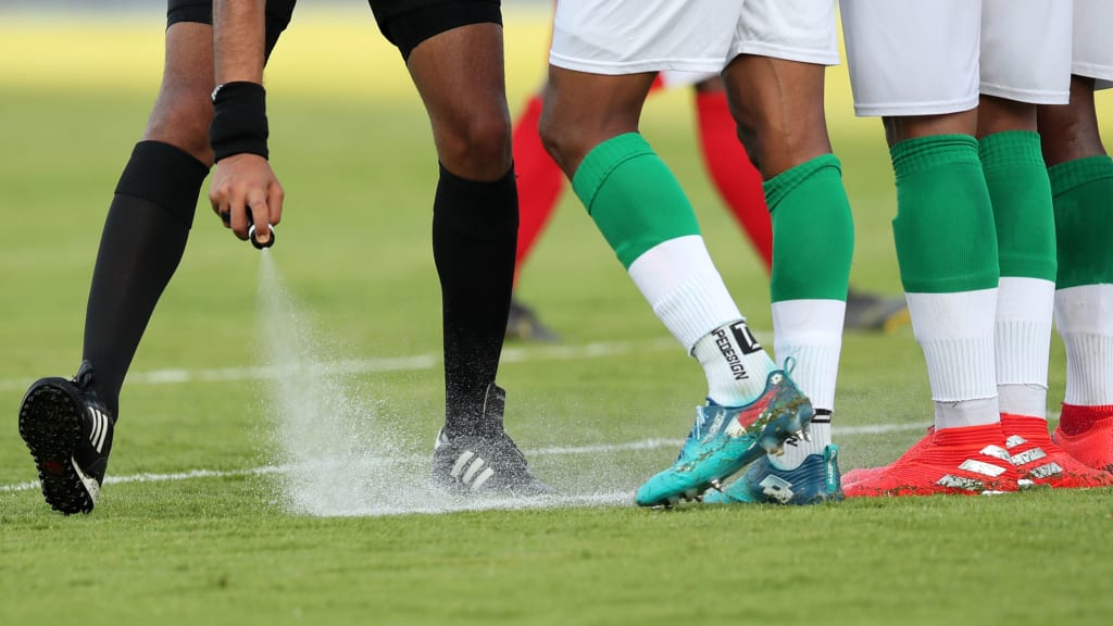 FIFA selects two Nigerian referees for World Cup