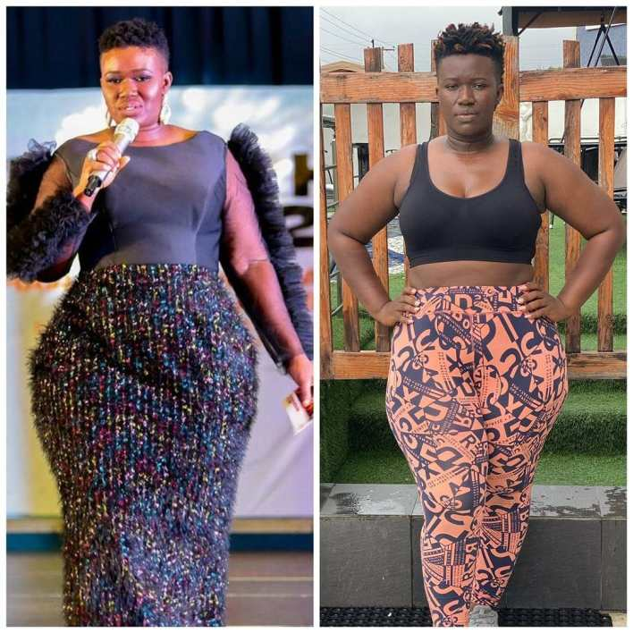 Real Warri Pikin Before And After Weight Loss Photos Stun Fans