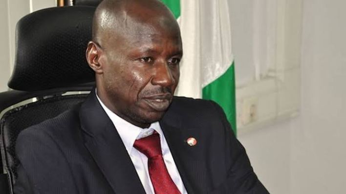 Security agents storm Magu's homes