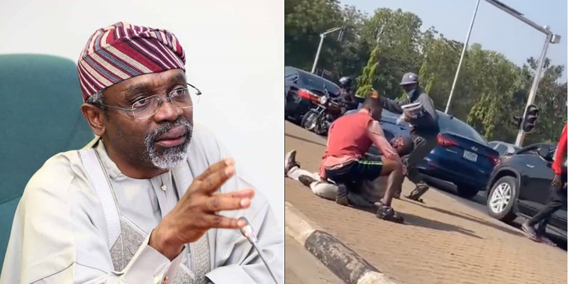 """""""My security shot to disperse crowd from my convoy"""", Femi Gbajabiamila speaks on killing of newspaper vendor"""