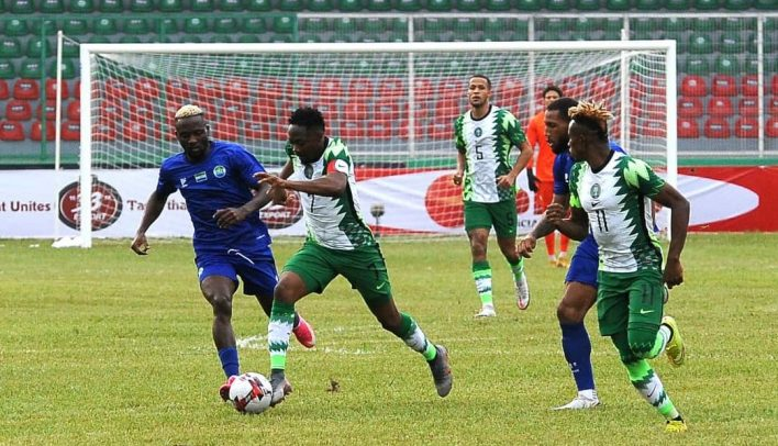 Sierra Leone vs Nigeria: Why we're now under pressure to beat Super Eagles – Keister