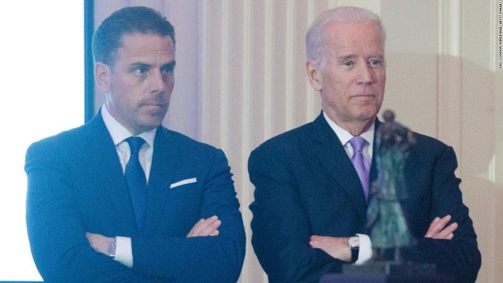 Biden's son, Hunter facing tax probe