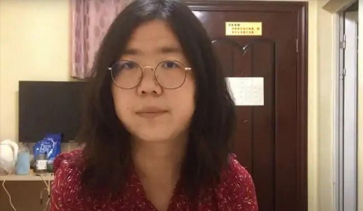 China jails journalist for 4 years over coronavirus outbreak reportage