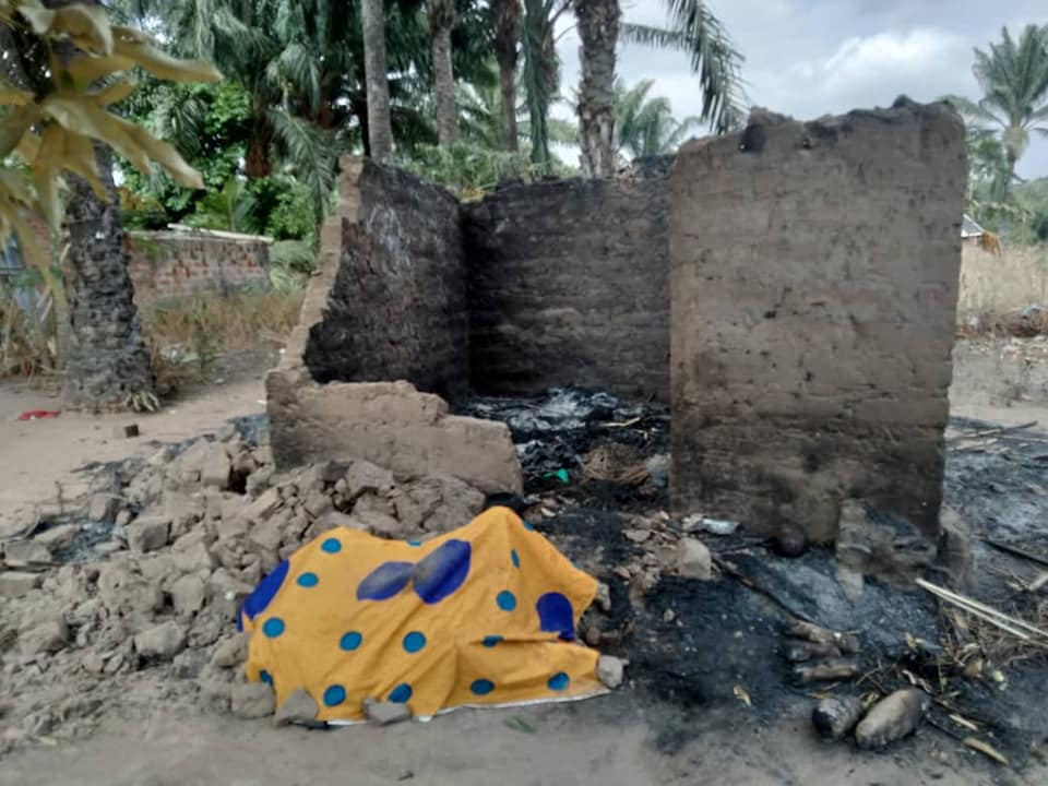 Casual staff dies in Benue after setting himself ablaze over alleged non-payment of three years allowances