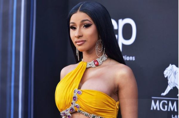 Cardi B apologises for hosting large number of people for thanksgiving