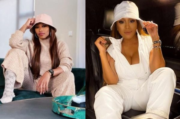 DJ Zinhle and LKG top list of 2020 Top 20 DJANE in Africa