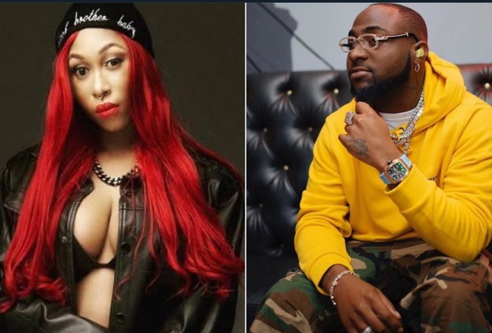VIDEO: Cynthia Morgan Calls Out Davido, Reveals Why She Unfollowed Him On Instagram