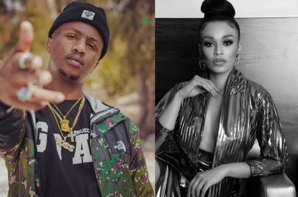 """Emtee – """"I will sing about Pearl Thusi till my dying days"""""""