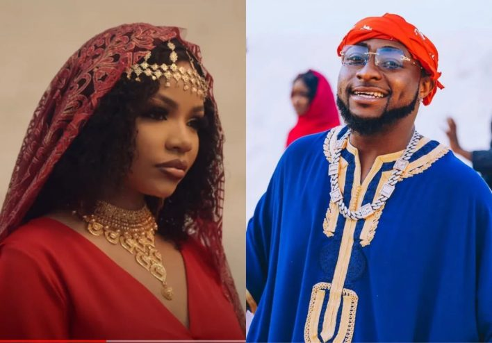Jowo: Nengi reveals how she got the lead role in Davido's video