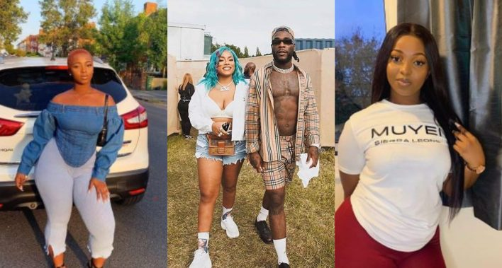 I've been dating Burna Boy secretly for 2 years – lady says she's tired of being a singer's side chick