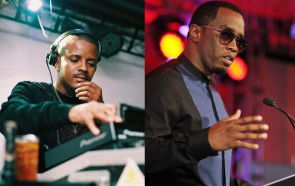 Kabza De Small bags recognition from American rapper, Diddy – Watch