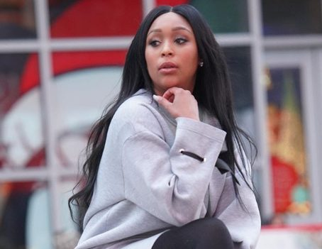 Minnie Dlamini reveals the meaning of her son's name, Netha