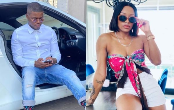 Murdah Bongz officially announces romantic relationship with DJ Zinhle – Photos