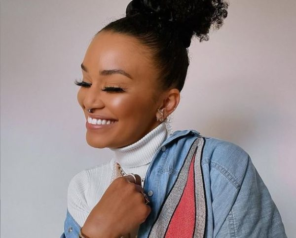 Photos: Inside Pearl Thusi's house-warming party