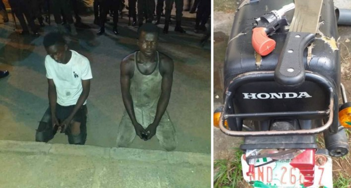 Police foil robbery, arrest suspected cultists in Lagos