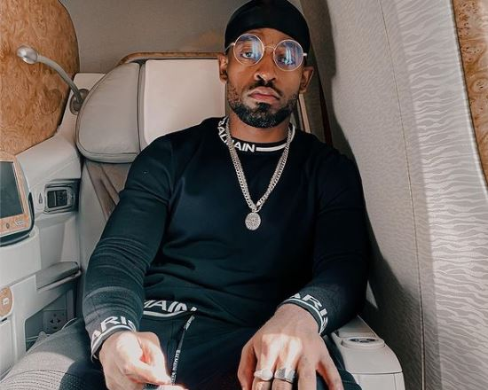 Prince Kaybee shows off new iPhone 12 gift received – Photo