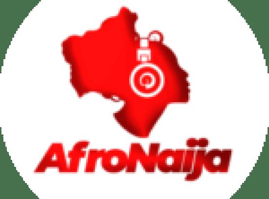 COVID-19: Sanwo-Olu seen 'exercising' around govt house amid isolation (Photos)