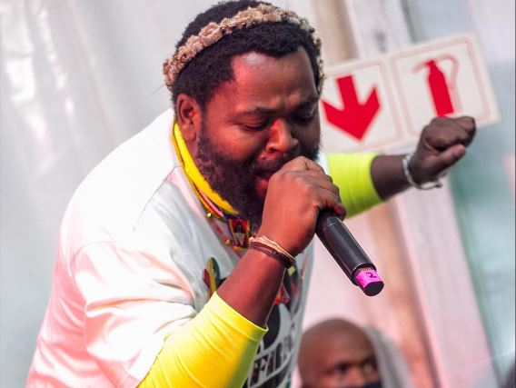 Sjava pens down sweet message to his mother as she celebrates birthday