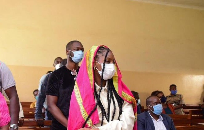 """""""What If l Want To Die"""", Singer Tems Says As She Goes On Hunger Strike, Protests Arrest In Uganda"""