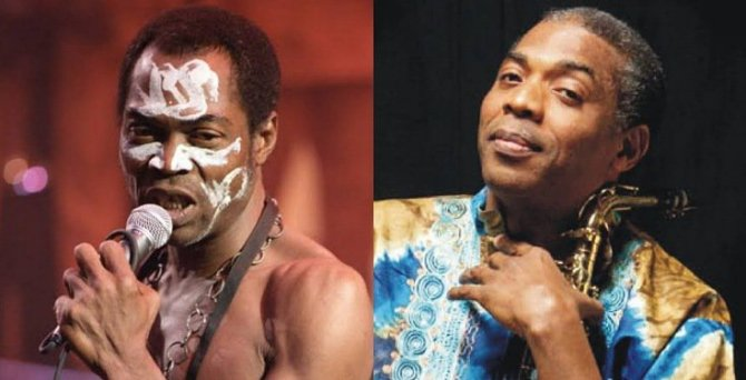 Femi Kuti reveals why his father did not send him to school