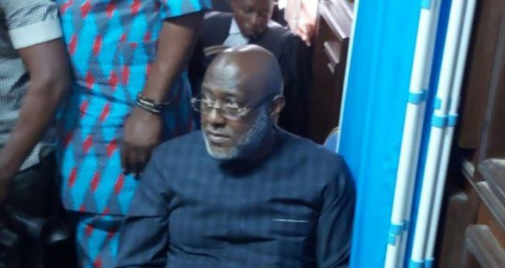 BREAKING: Appeal Court nullifies Metuh's conviction, orders re-trial