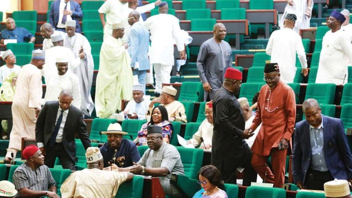 Reps reject bill seeking age limit for President and other political office holders
