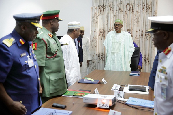 Insecurity: I stand with PMB on giving service chiefs, security agencies more time