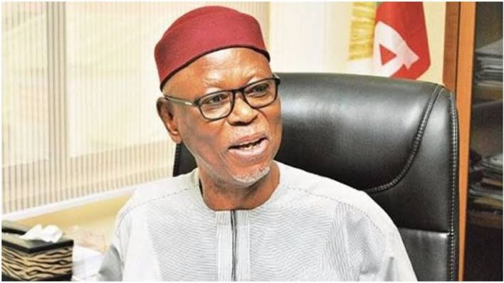 Buhari's administration unlucky since inception, says Oyegun