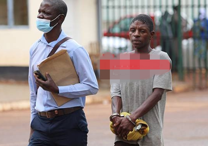 Zimbabwean man arrested for repeatedly raping 84-year-old woman, making her believe he's her late husband