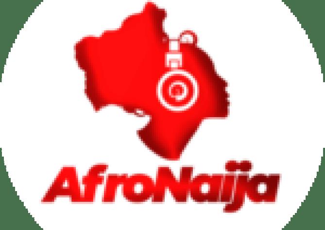 Man spotted hawking crocodile in Port Harcourt traffic (photos)
