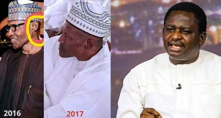 Femi Adesina reacts to claim of Buhari 'being cloned' to Jubril al Sudan in 2017