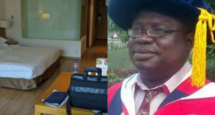 Board suspends Ede Polytechnic's rector for fixing a king-sized bed in his office
