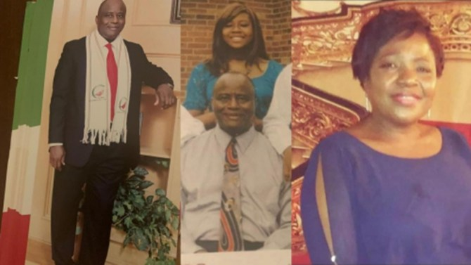 Pastor, Church Members Of Nigerian Doctor Who Killed His Wife And Shot Self React To Tragedy