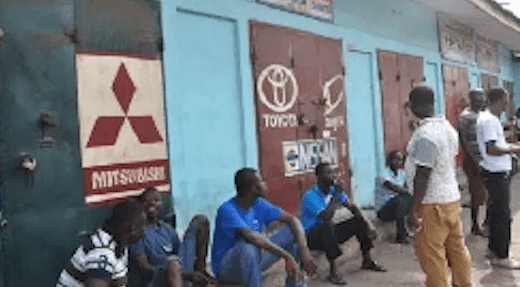 Nigerian Traders In Ghana Cry Out Over Fresh Closure Of Shops