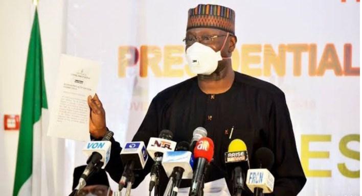 'I never knew,' SGF shocked by poor state of Nigeria's healthcare system amid coronavirus response