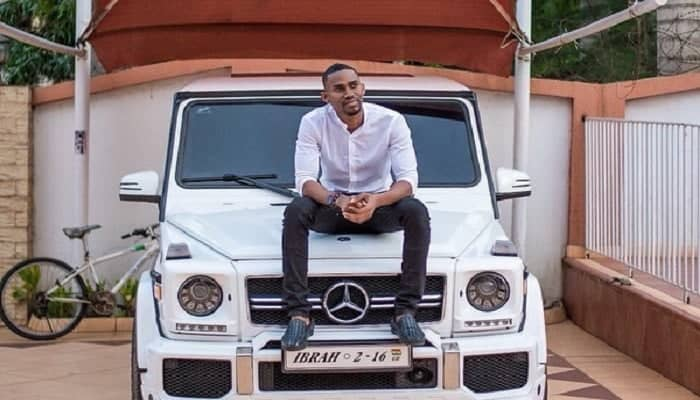 """A Popular Ghanaian Musician Will Be Involve In A Deadly Accident"" Ibrah One Reveals (Screenshot)"