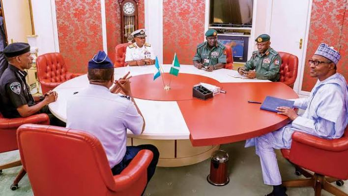Group praises Buhari, Service Chiefs for return of peace to north-east, peaceful Christmas
