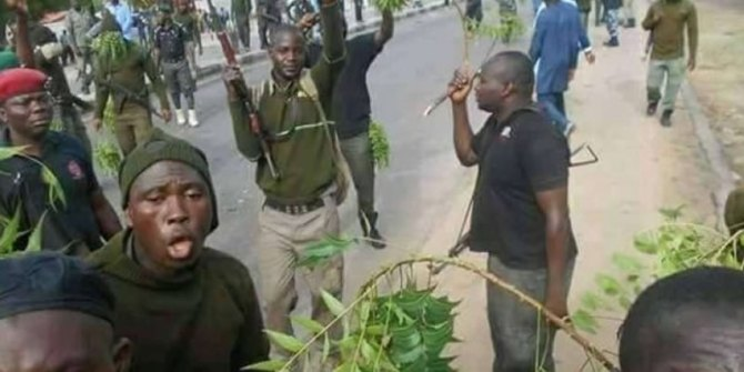 'My children are hungry, help us beg Govt' — Policewoman, others groan as NPF keeps mum on delayed salary