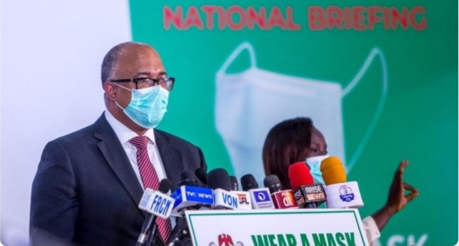 NCDC warns Nigerians over disregard for COVID-19 protocols, says January will be tough
