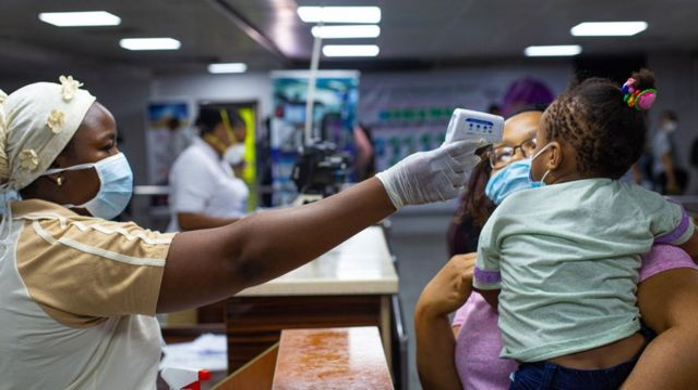 50k Nigerians to receive coronavirus vaccines in February