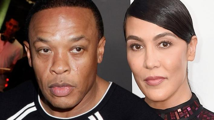 Dr. Dre pays ex-wife $2 Million in temporary support while he recovers from brain aneurysm