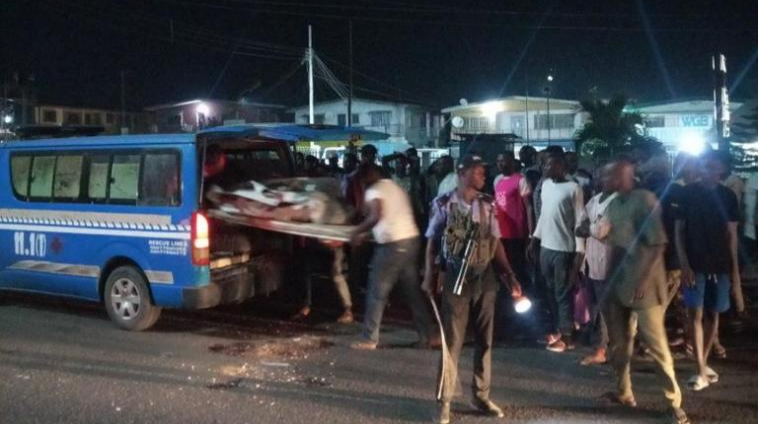 Hit and run driver kills white garment church member on New Year's eve in Osogbo