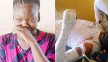 Court remands 17-yr-old girl who burnt her boyfriend to death in Benue